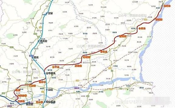 重磅!晋陕两省间的第二条高铁大通道来了!运城三县市喜迎高铁